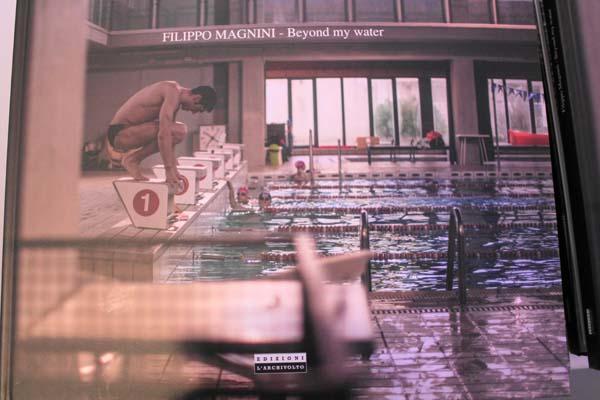filippo magnini, libro, nuoto