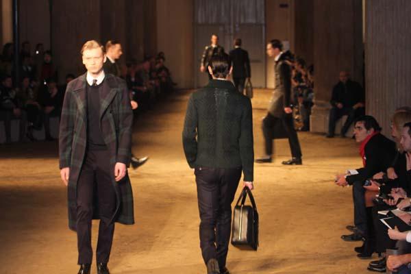 fashion show, corneliani, mfw, 2 fashion sisters