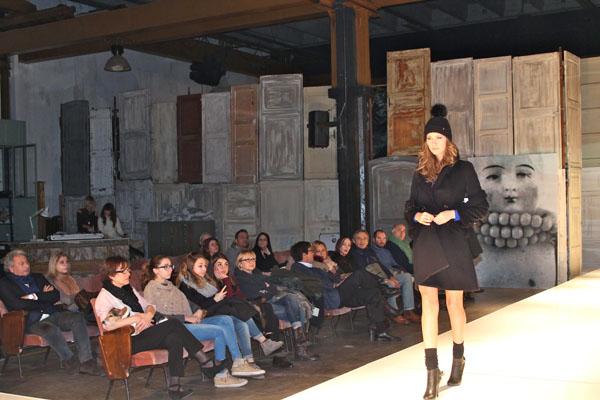 f/w 2014/2015 sfilata, cristina fava stilista, 2 fashion sisters, fashion blogger italia