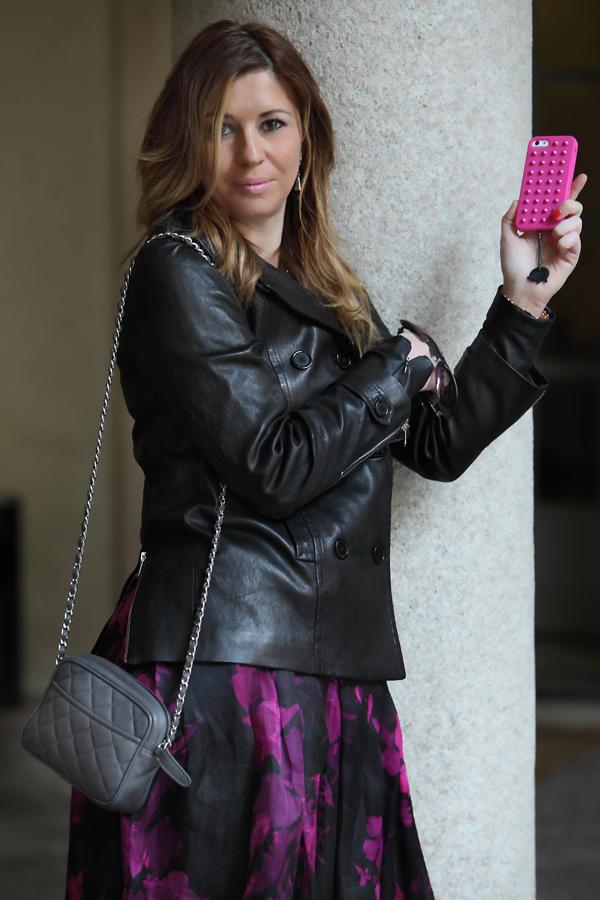 Cristina Lodi, Milly, outfit, Seconda Base