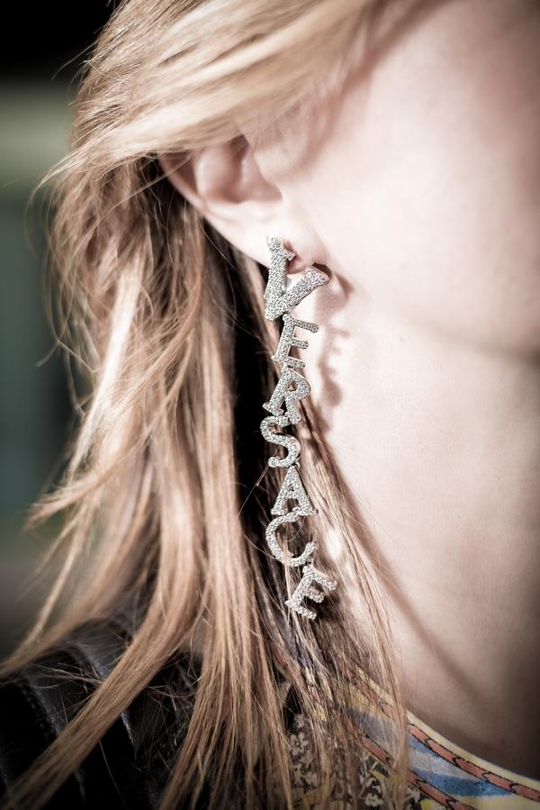 versace, cristina lodi, 2 fashion sisters, fashion blogger italia