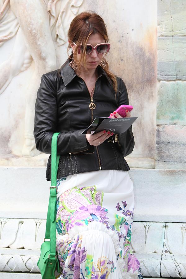 cristina lodi, cover seconda base, fashion blogger italia.