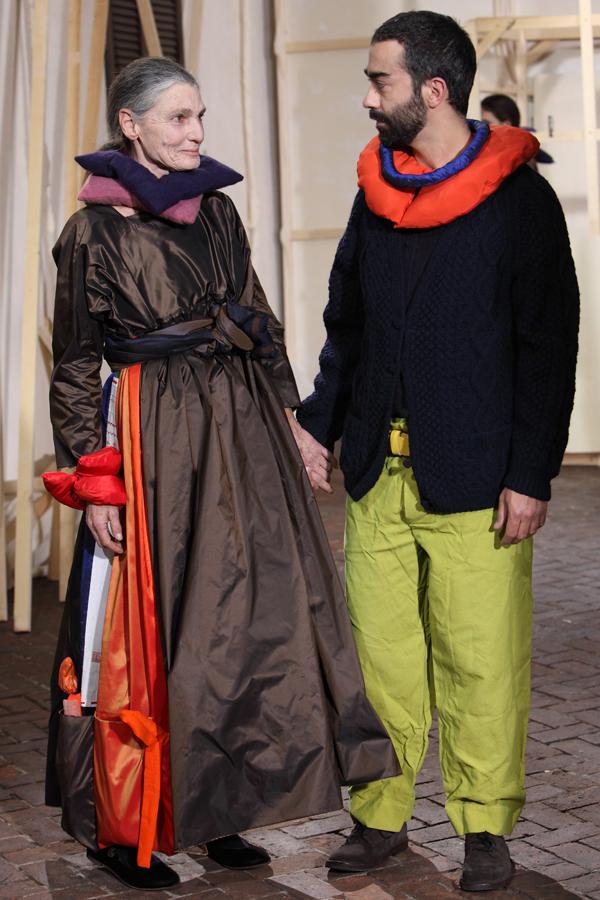 daniela grecis fashion show