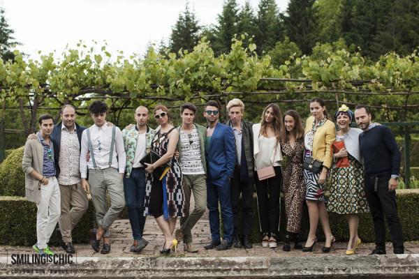 fashion blogger, irene colzi, cristina lodi, elisa tavit, dario fattore, filippo bologni