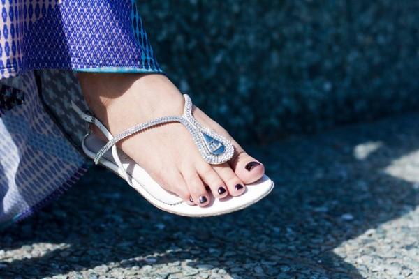 sandalo lori blu, 2 fashion sisters, fashion blogger