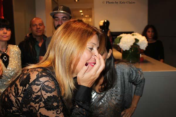 Cristina Lodi, Alessandra Moschillo, 2 fashion sisters