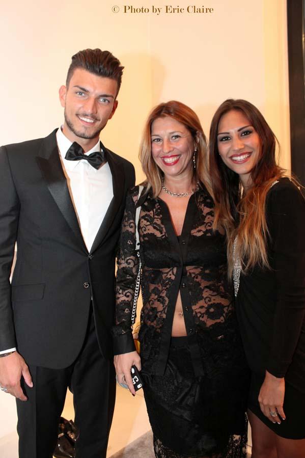 Marco Fantini, Cristina Lodi, Beatrice Valli