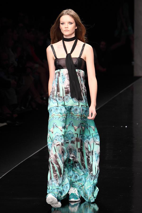 12 sfilata john richmond, 2 fashion sisters, ss2015