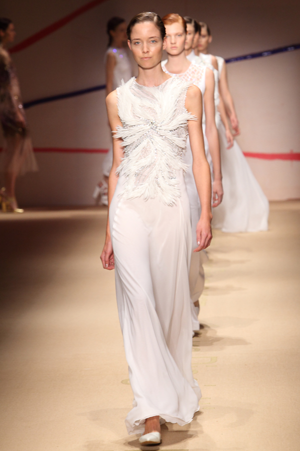 15 gran finale laura biagiotti, 2 fashion sisters