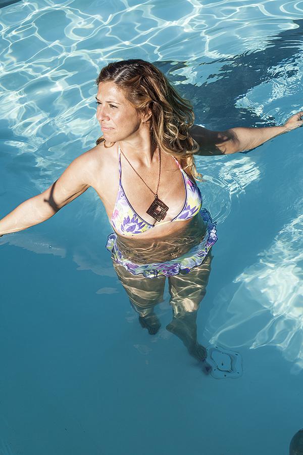 Cristina Lodi, 2 fashion sisters, fashion blogger, gioielli zoppini, bikini parah