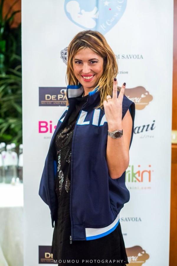 Cristina Lodi, 2 fashion sisters, CristinaEffe, Aldo Montano, Charity