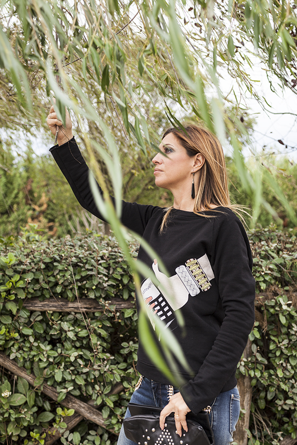 CristinaLodi, CristinaEffe, 22 fashion sisters, fashion blogger italia