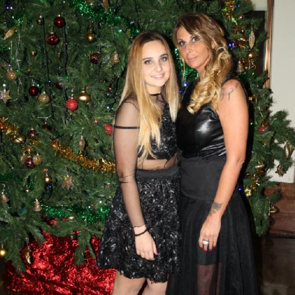 Carlotta e Alessandra Grimoldi di Absinthe Clothing, ALL I WANT FOR CHRISTMAS