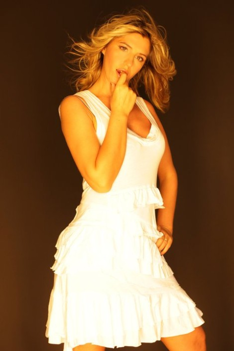Cristina Lodi, fashion blogger, abito marc by marc jacobs, photo enrico ricciardi, hair