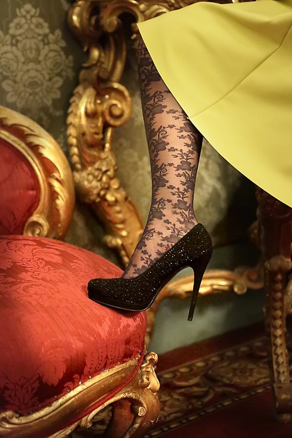 Cristina Lodi, calze max mara, scarpe lucianobarachini