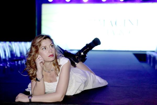 Cristina Lodi,boots luciano barachini, 2 fashion sisters, grazia 'lliani, immagine italia, bracciale breil