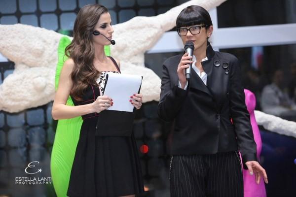 Cristina De Pin e Ana Laura Ribas