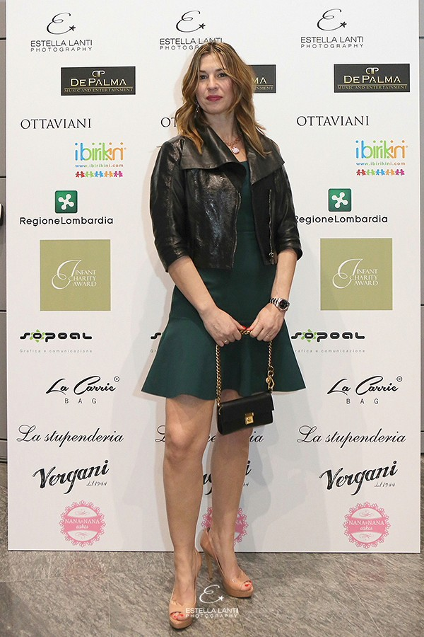 Cristina Lodi, Chiara Boni, De Siena Shoes, Infant Charity Award, Giuseppe Zanotti Design