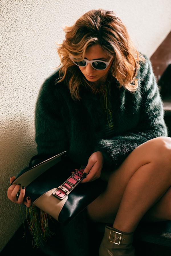 Cristina Lodi, stivale luciano barachini, selfiebag, 2 fashion sisters, occhiali athina lux, fashion blogger