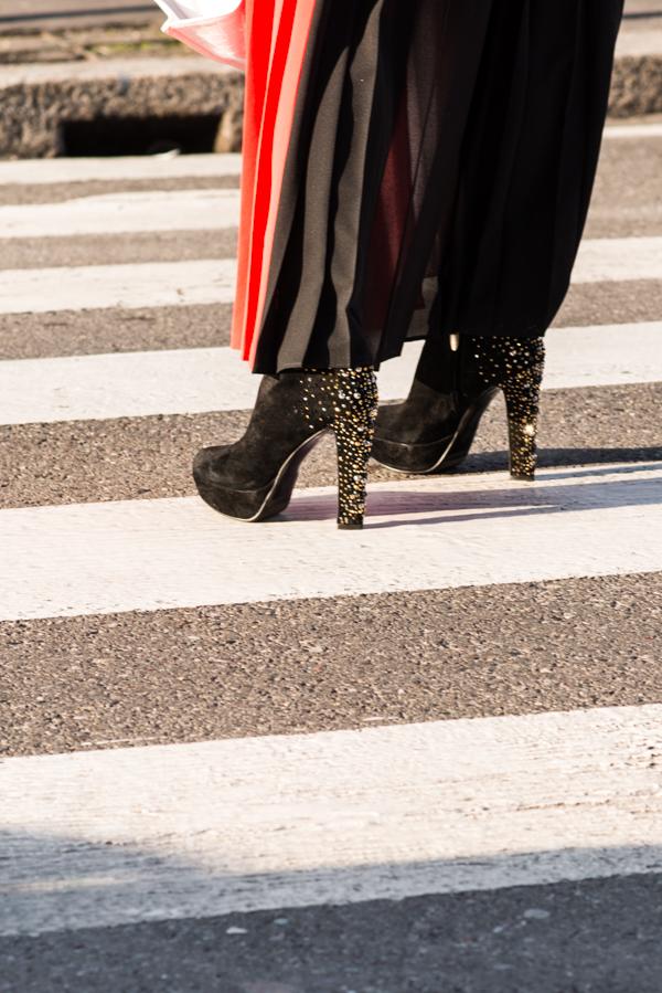 Cristina Lodi,abito ginger collezione glam  by cristinaeffe, scarpe luciano barachini, 2 fashion sisters