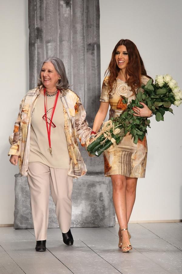 Laura Biagiotti, Lavinia Biagiotti, 2 fashion sisters