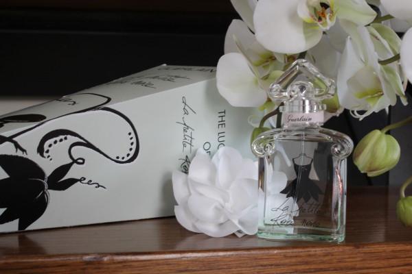 La Petite Robe Noire Ma Robe Petales, parfum, 2 fashion sisters, Guerlain, beauty reporter