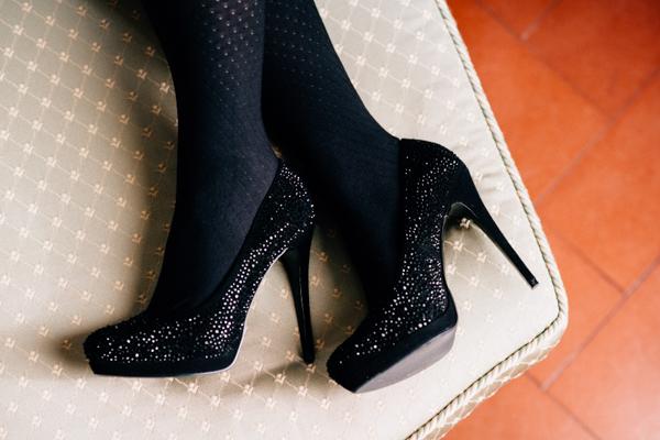 scarpe lori blu, cristina lodi, 2 fashion sisters