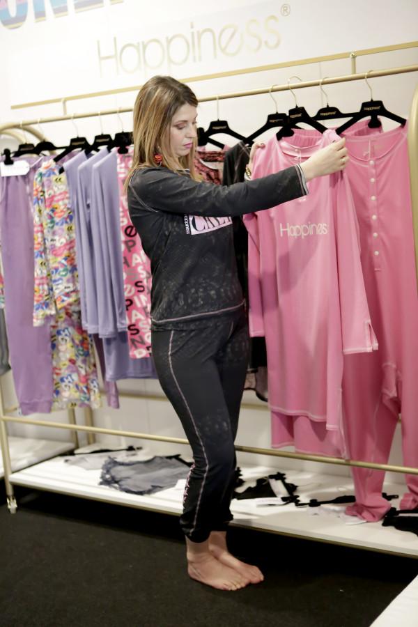 Cristina Lodi, Immagine Italia, Happiness pigiama, 2 fashion sisters, tuta