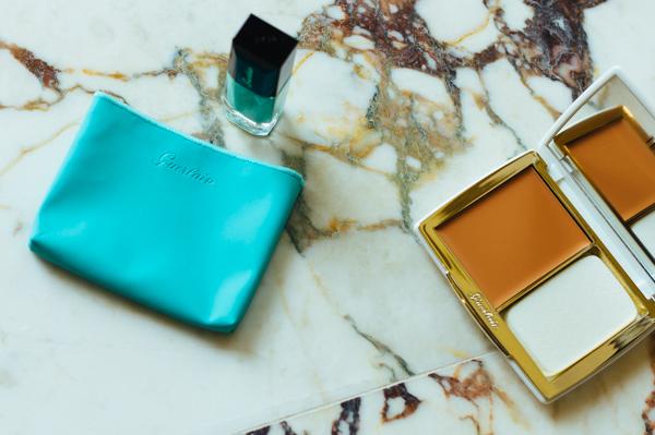 Fond de teint, Guerlian, la laque couleur, Guerlain