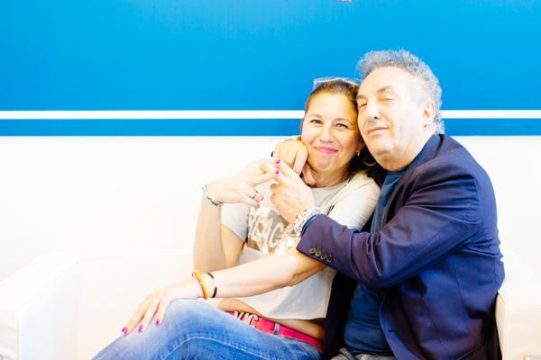 Cristina Lodi, Saverio Moschillo, Husky