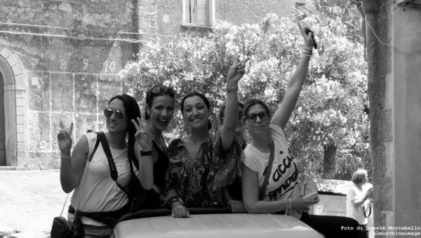 Maria Giovanna, Laura Fontana, Cinzia Bellini, Cristina Lodi, 2 fashion sisters, blog tour, la calabria che non conosci, cinque blogger al sud