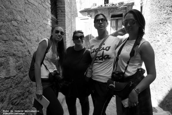 Roberta Mirata, Federica Soletti, Cristina Lodi, Maria Giovanna Abagnale, Happiness, Missoni, travel