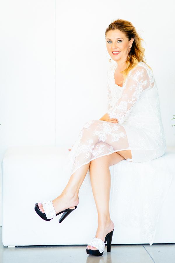Cristina Lodi, Danapisarra