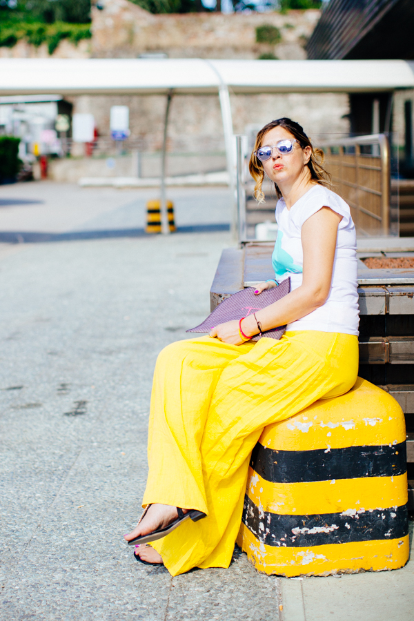Cristina Lodi, Luciano Barachini, Domani, 2 fashion sisters, tee4two