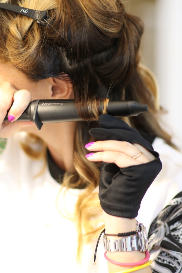 ghd, ghd blogger day, 2 fashion sisters. Cristina Lodi, beauty, hair