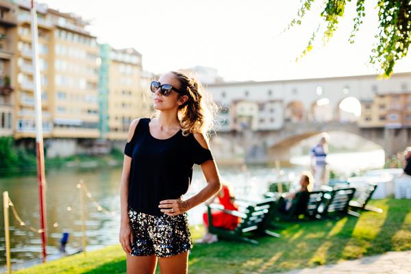 elisa zanetti,ponte vecchio, Firenze, Mare D'Amare