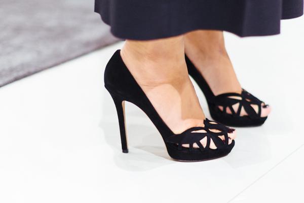 scarpe emporio armani, cristina lodi