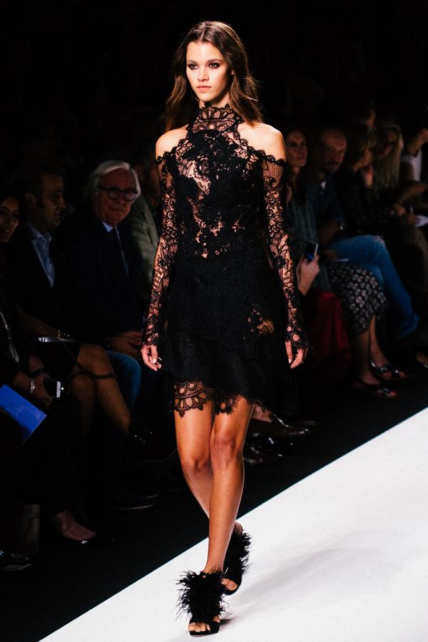 7 Ermanno Scervino, mfw, 2 fashion sisters