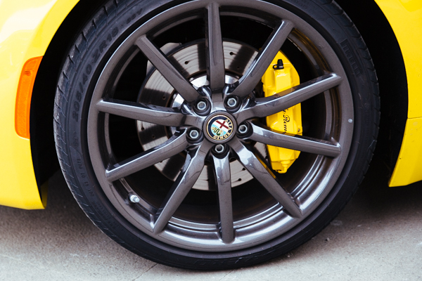 Test Drive Alfa Romeo