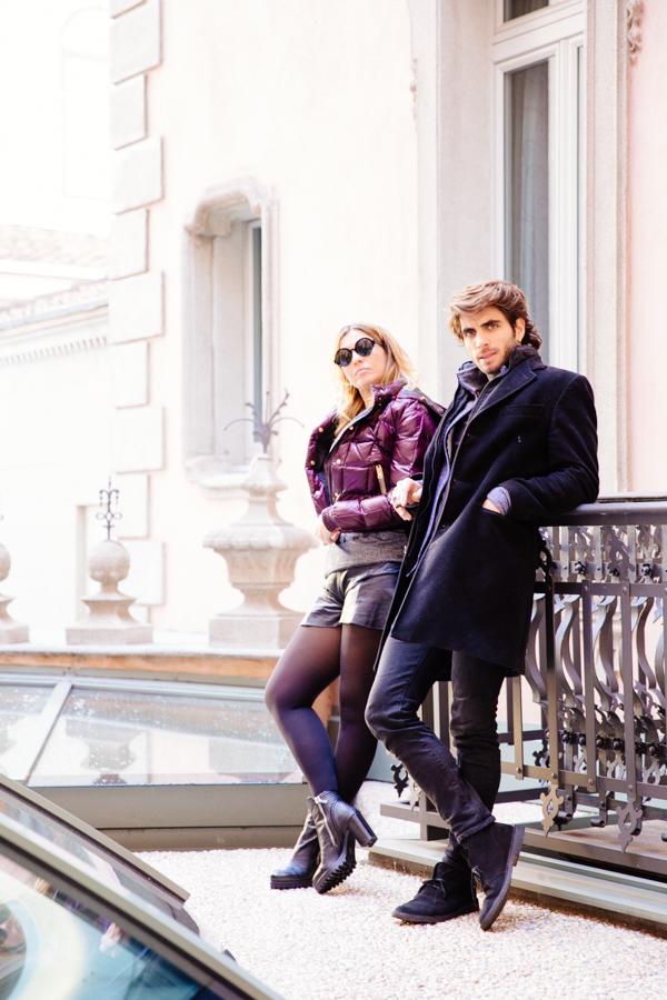 cristina lodi, marco rossetti, 2 fashion sisters, miano