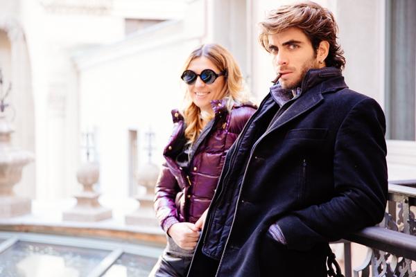 cristina lodi, marco rossetti, 2 fashion sisters