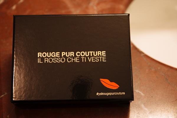 YSL Beauté, ROUGE PUR COUTURE, Yves Saint Laurent Beauté