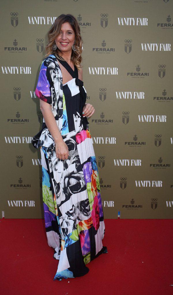 #ITALIATEAM; Vanity Fair, Cristina Lodi