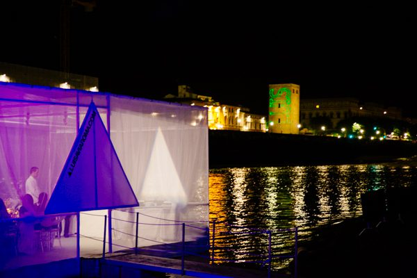 Luisa Via Roma, Firenze 4 ever, party pitti