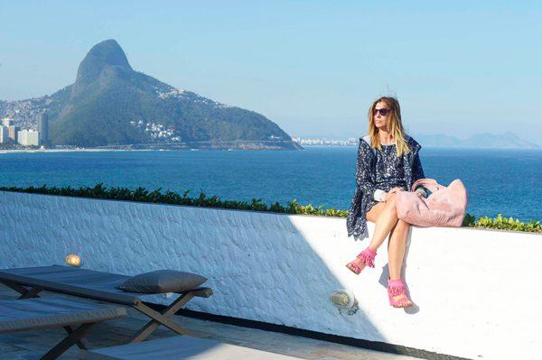 Cristina Lodi, Casa Italia, As98, V73, Boccadamo, Harmont & Blaine, Rio 2016, travel